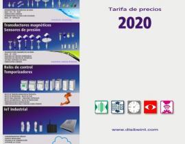 Nuevo Catálogo 2020